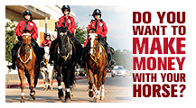 Make Money With Your Horse