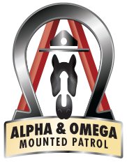 Alpha and Omega Mounted Patrol