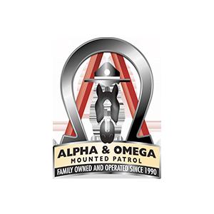 Alpha and Omega Mounted Patrol